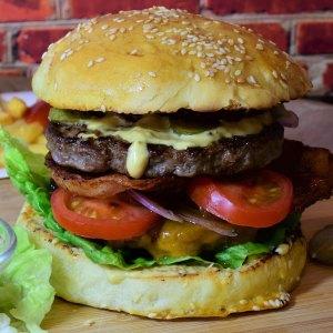 Butcher Stan's Angus Burger Mix