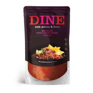 DINE IN with Atkins & Potts Chilli con Carne Sauce