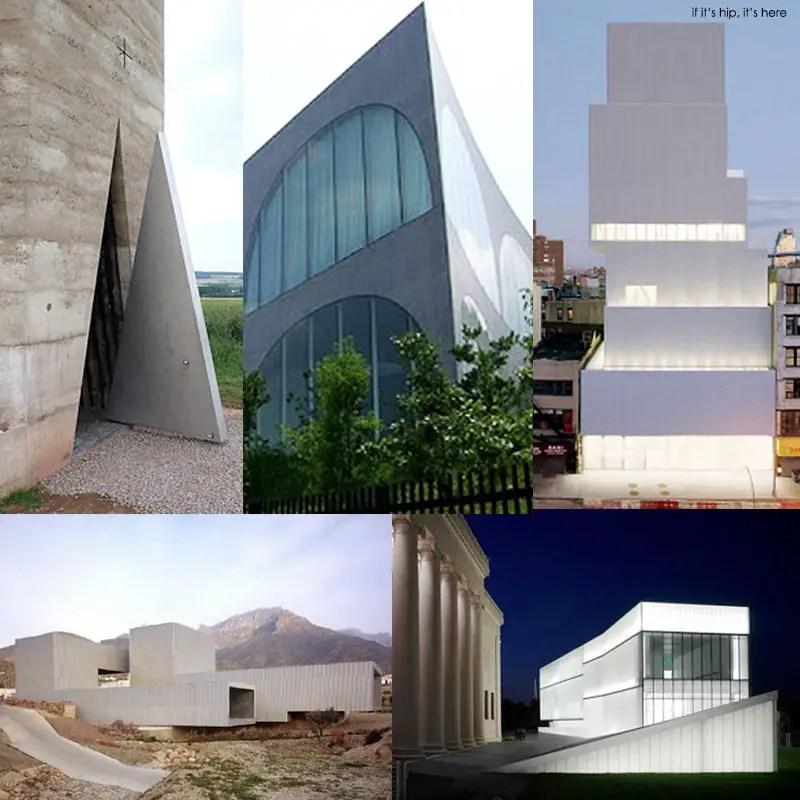 Short List For Best Public Buildings