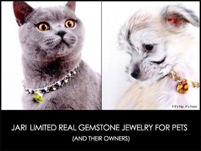 jari gemstone jewellery for pets and owners
