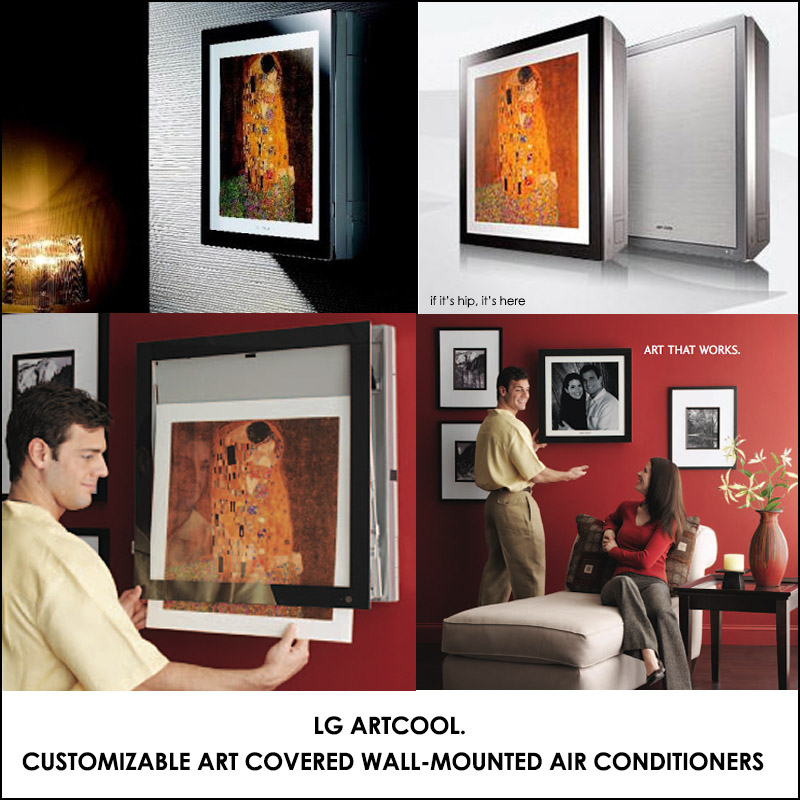 LG art cool air conditioners