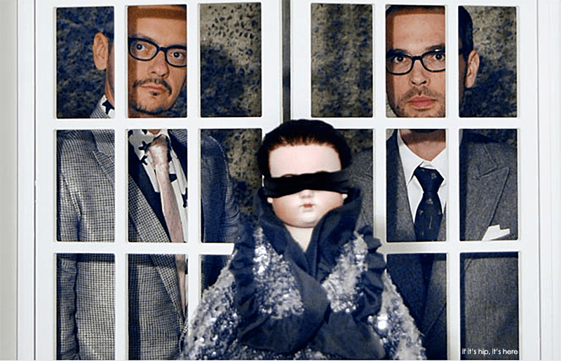 Viktor & Rolf's Barbican Exhibit
