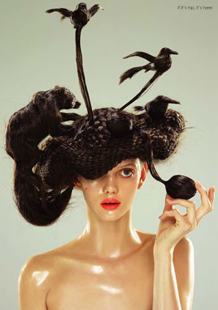 animal wig  IIHIH 1