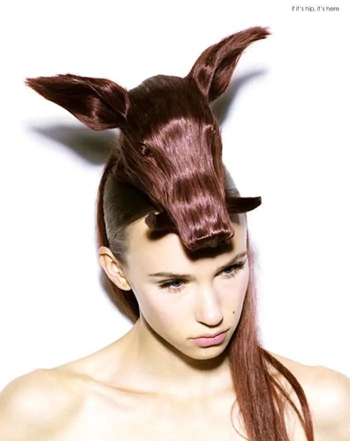 animal wig deer IIHIH 4