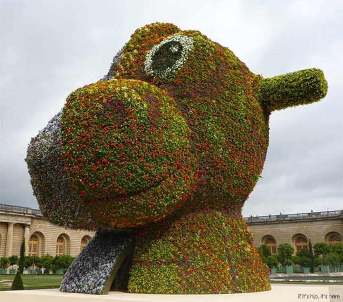 Jeff Koons at Versailles