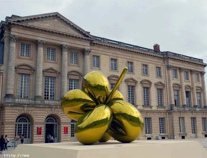 """Jeff Koons, """"Balloon Flower 3"""" (1995-2000)"""