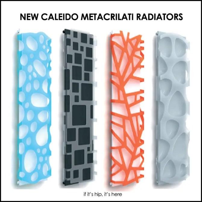 Caleido Metacrilati Radiators