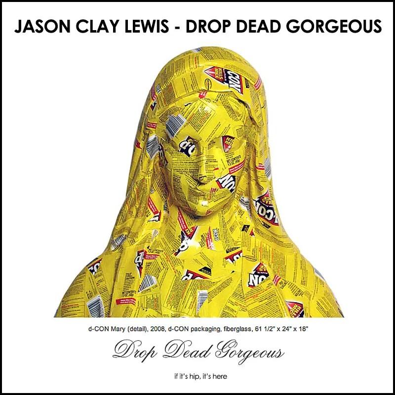 jason clay lewis Drop Dread Gorgeous