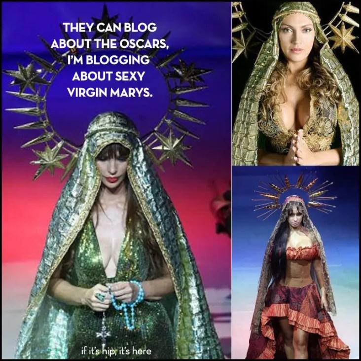 Sexy Virgin Marys