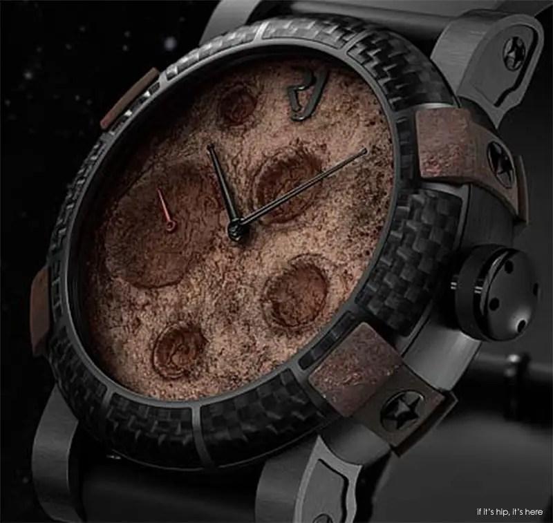 romaine jerome moon dust watch IIHIH