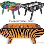Bonzini Scores With Their Fabulous Football Tables!