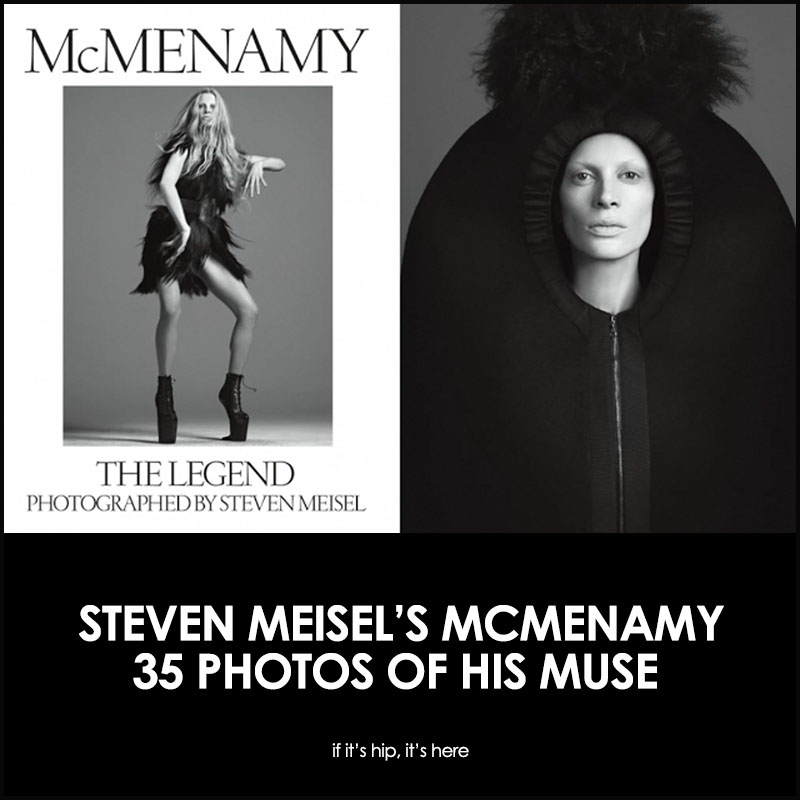McMenamy The Legend by Steven Meisel