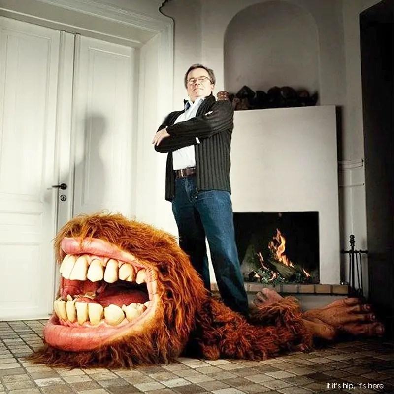 monster rug hero IIHIH