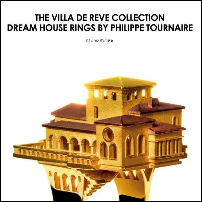 villa de reve collection by philippe tournaire