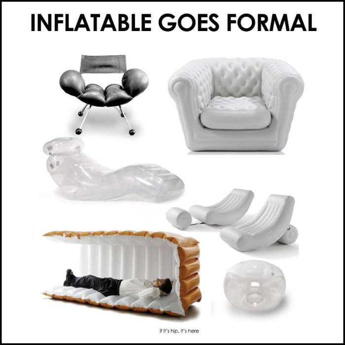 Good Inflatable Furniture