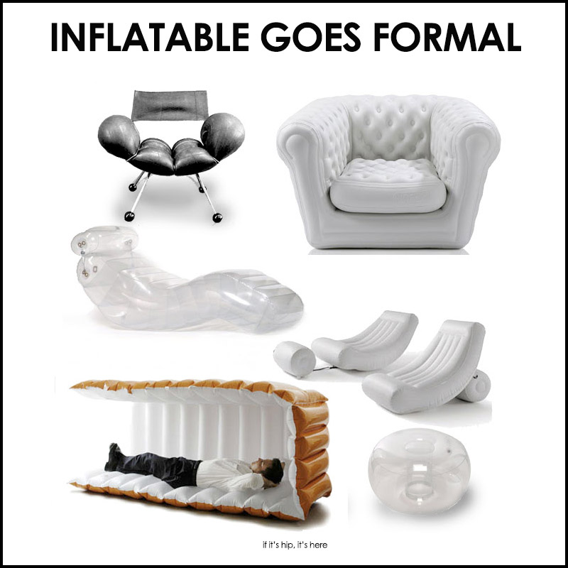 Good Inflatable Furniture Finally