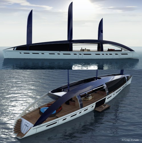 Read more about the article The Soliloquy. Super Modern, Super Luxurious, Super Green Superyacht.