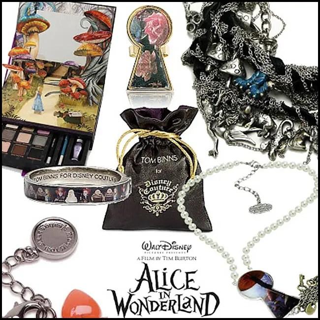 Tom Binns and Stella McCartney create jewelry for Disney