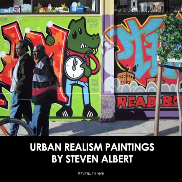 Steven Albert urban realism