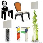 Acrila – Modern Acrylic Furniture That Goes From Baroque To Pop Art.