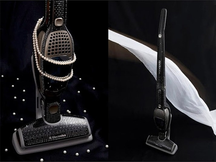 swarovski crystallized electrolux vaccuum2 if its hip its here