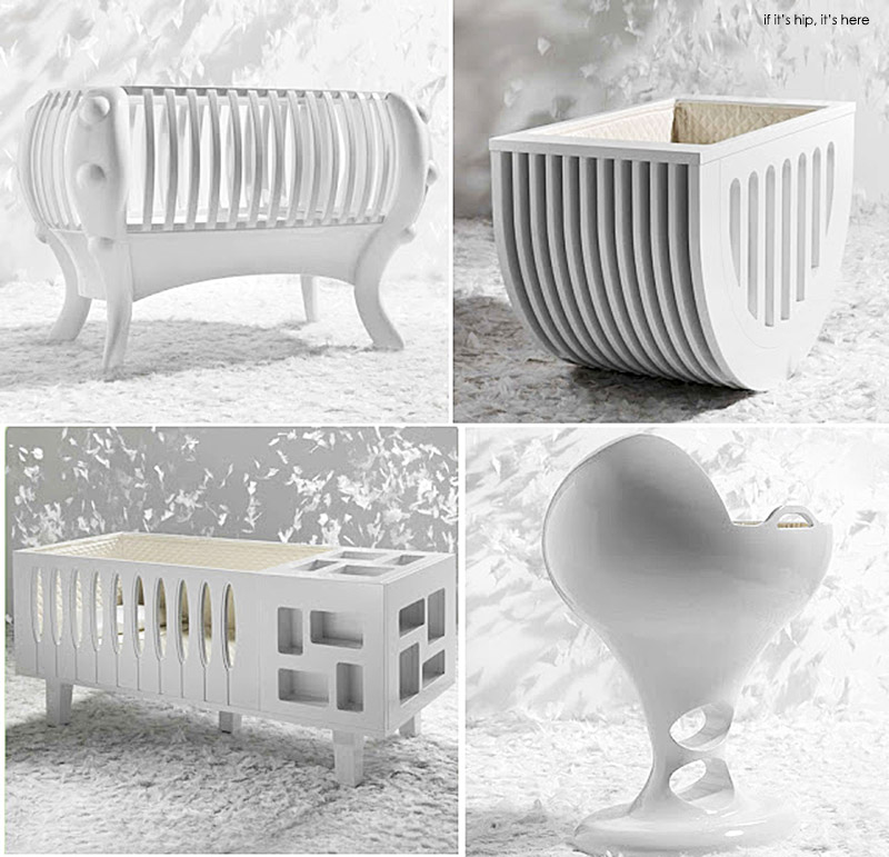 Modern & Luxurious Baby Furnishings from Baby Suommo of Spain - if ...