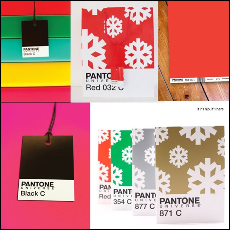Pantone Christmas products