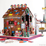 Nibble Nibble Little Mouse, Who Is Nibbling On My House? $15,000 Gingerbread House.