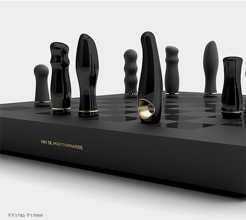 Erotic Chess Set