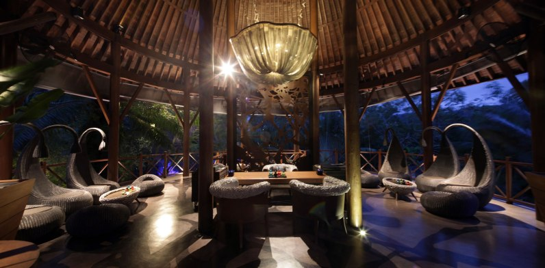 The Coqoon Treetop Spa Provides Mid Air Pampering At The