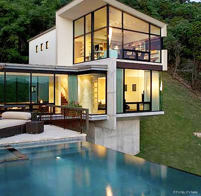 Modern Home by Cottam Hargrave