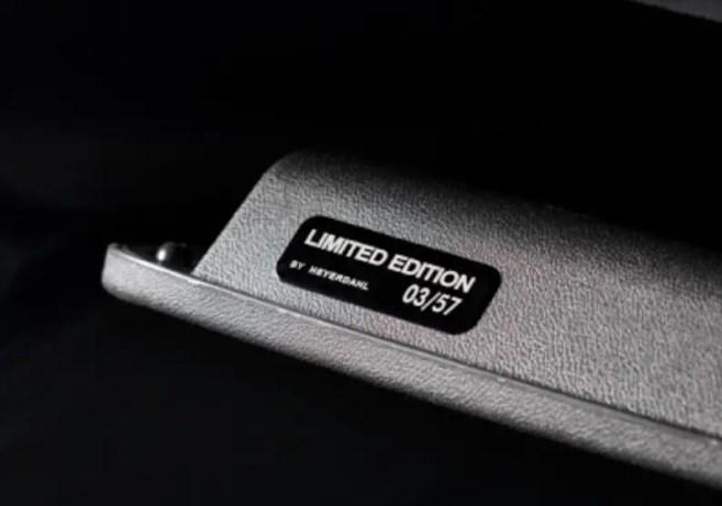 Heyerdahl limited edition Audi A1