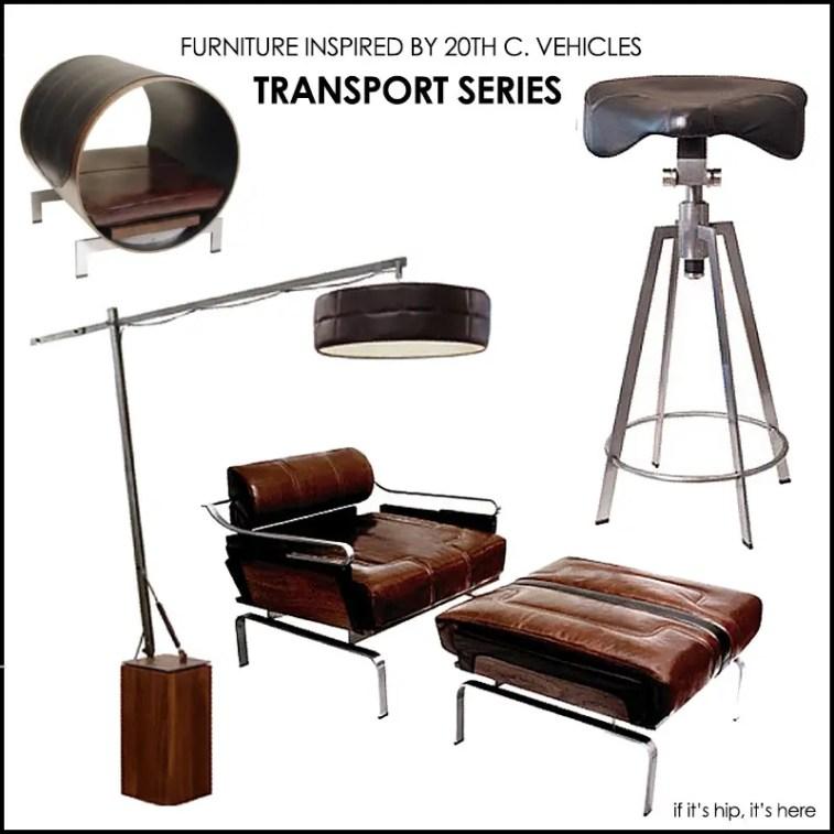 Transport Series by AvroKo