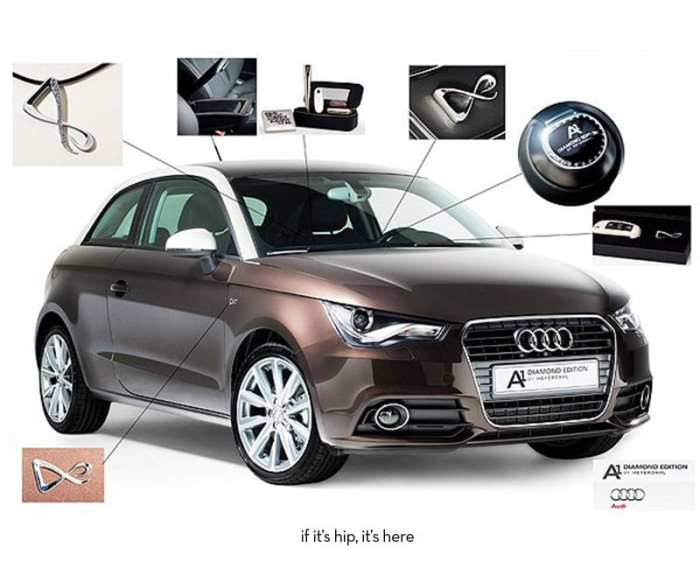 Audi launches sexist edition for women