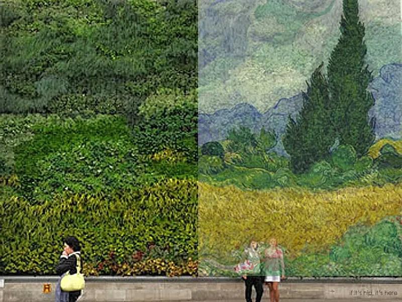 Van Gogh Garden by General Electric