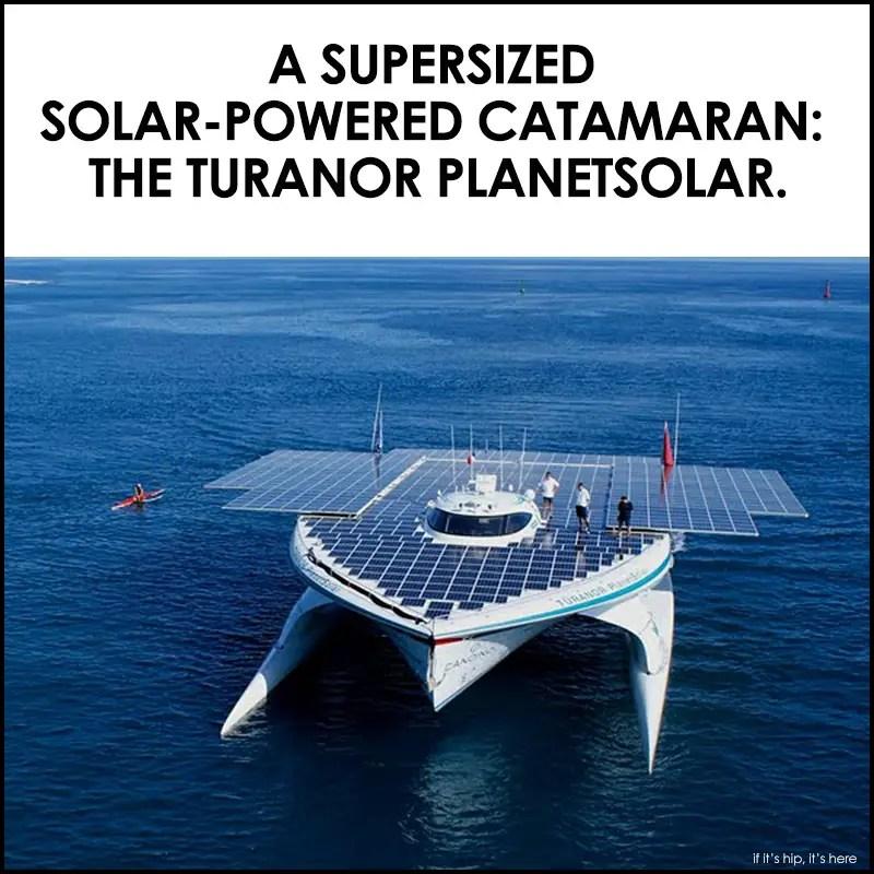 The Turanor PlanetSolar