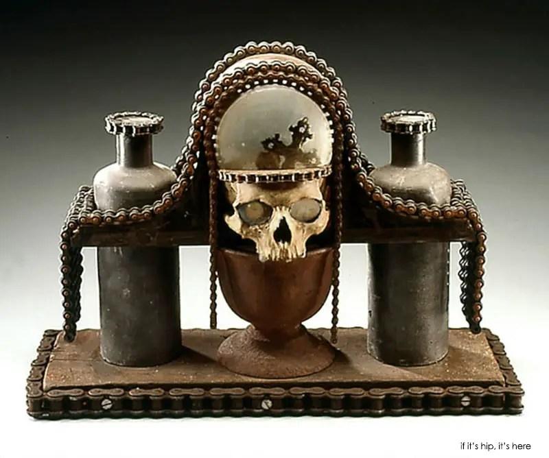 reliquaries of al farrow