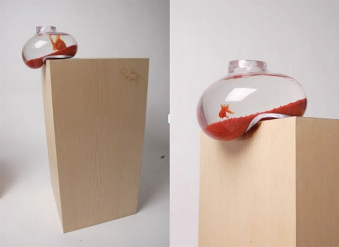 Bubble Tank by richard Bell