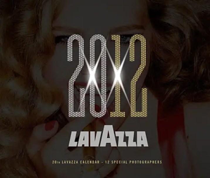 2012 lavazza calendar
