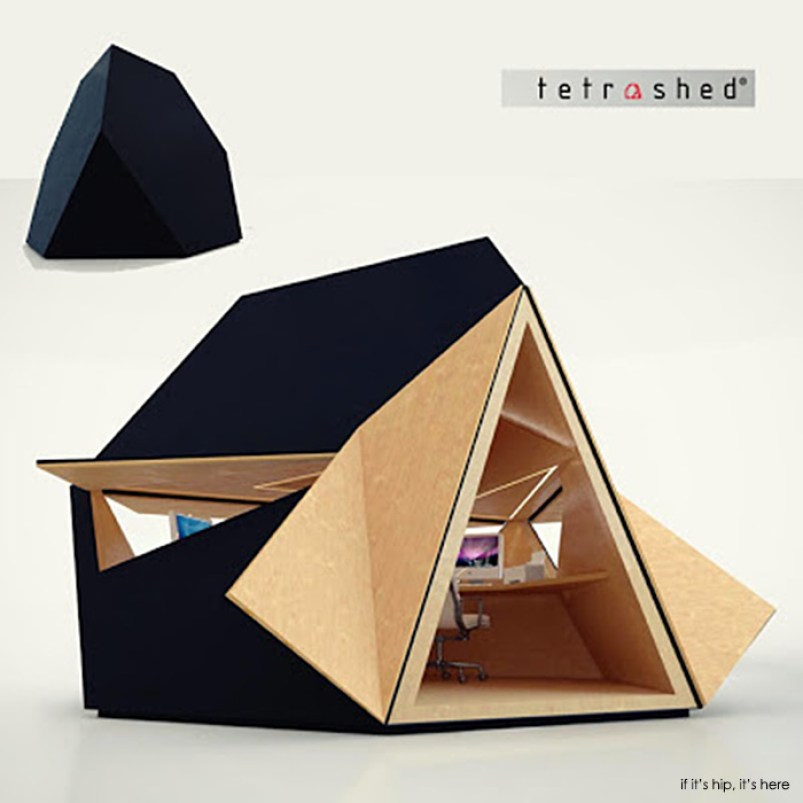 the tetra shed