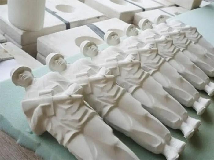 scabetti pride of soldiers bone china