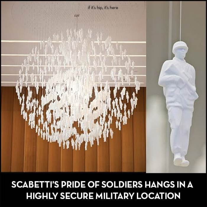 scabetti's pride of soldiers