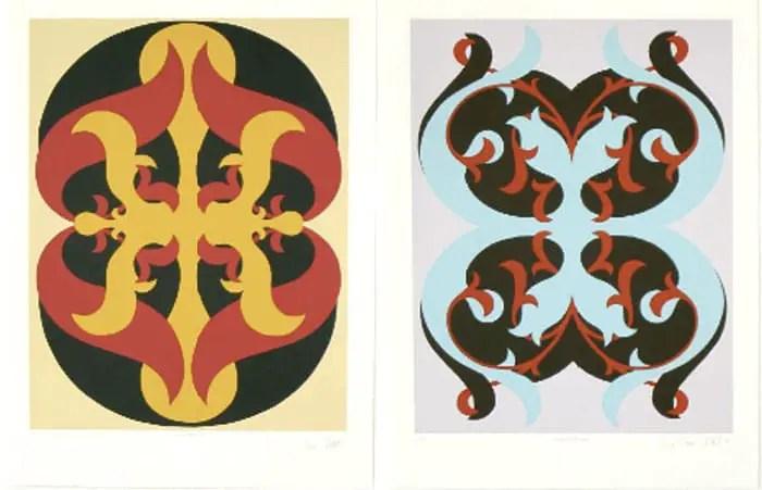 zeisel color prints for klein reid