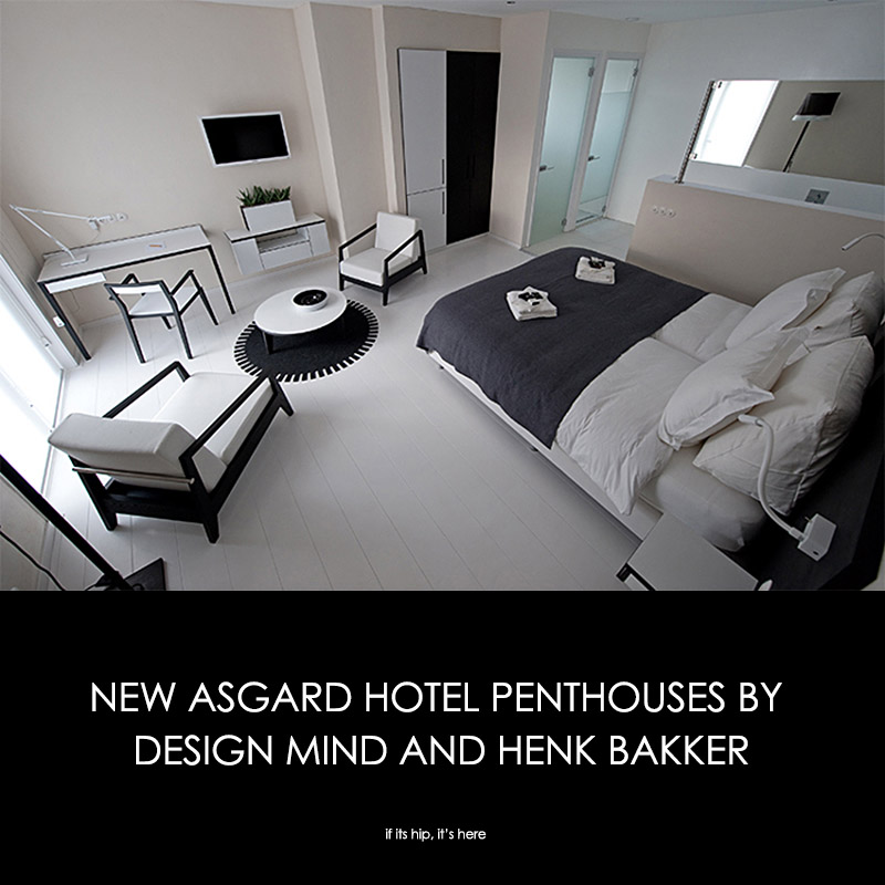 Asgard Hotel penthouses