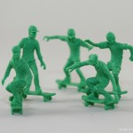Toy Boarders – A Peaceful Twist On Toy Soldiers For A New Generation.