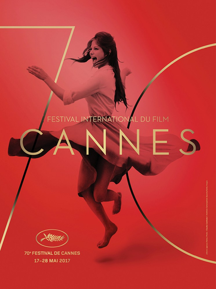 official cannes film festival poster