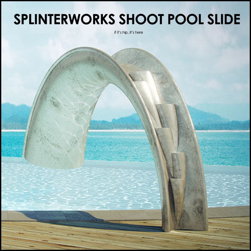 SplinterWorks Formed In 2009 By Miles Hartwell And Matt Withington Is A Custom Furniture Company Whose Designs Are More Like Functional Art Than