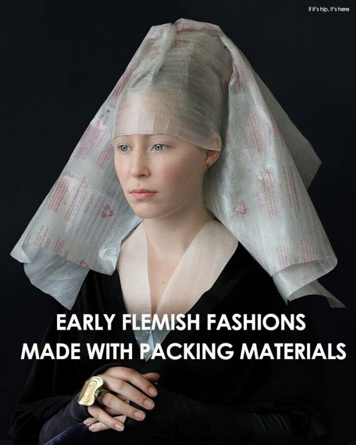 Suzanne Jongmans Packing Foam Fashions
