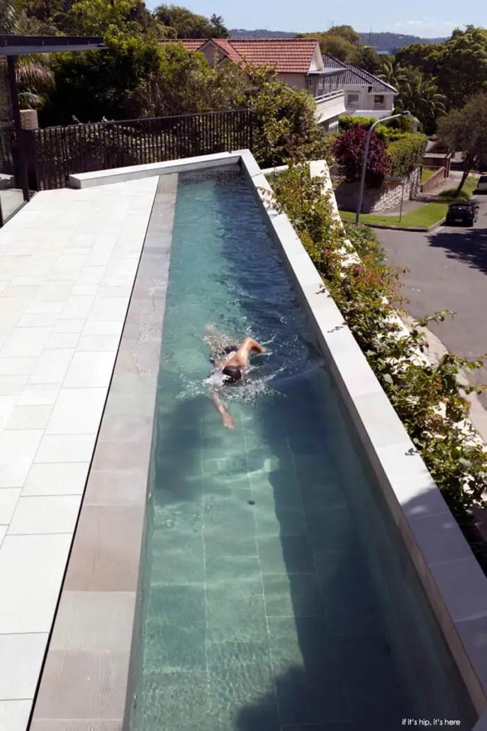 cool lap lane pool