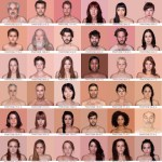 Pantone Gets Fleshed Out. Literally. Human Skin Matched To Pantone Colors.